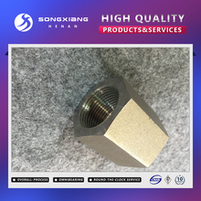 Chinese Heavy Hex Nuts manufacture