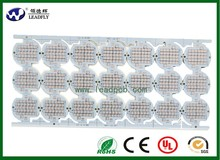 high efficient china led pcb 9w 5730 led aluminum pcb/ Aluminum bulb pcba