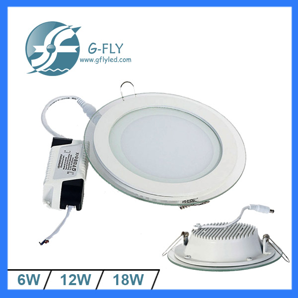 Ultra Thin Ceiling 18w Round LED Panel Light