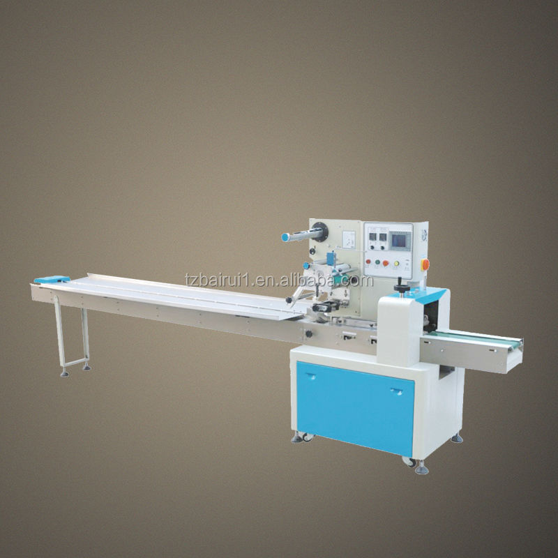 Automatic ball lollipop candy flow packaging machinery