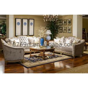 Hot sale factory direct price modern design furniture set sofa