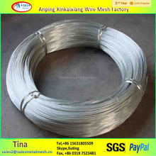14 gauge electric galvanized iron wire for making chain link fence