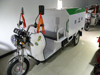 Electric Tricycle for Road Cleaning for Sanitation Worker