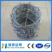 barbed wire weight per meter/cheap barbed wire