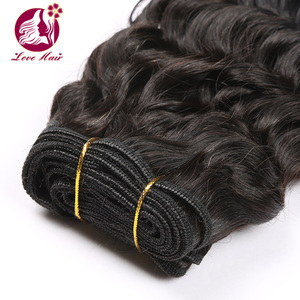 Alibaba express brazilian loose deep wave hair weave 100% loose wave human hair bulk extension