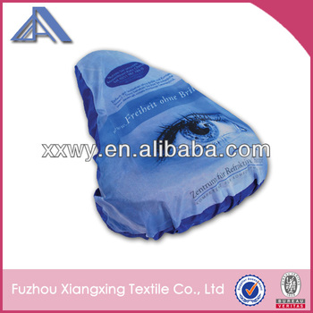 waterproof bike seat cover with logo imprint