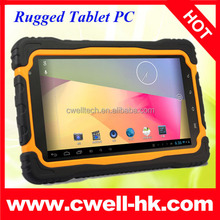 Hugerock T70 IP66 Waterproof Rugged Tablet PC 7 Inch Android 4.2 OS MTK6589T Quad Core 3G WIFI Bluetooth GPS 1GB RAM 16GB ROM