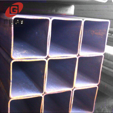 Alibaba professional supplier building material carbon seamless rectangular steel pipes