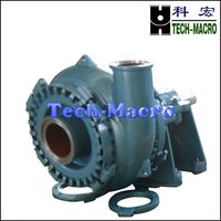 Mining water centrifugal pump drived diesel engine for gold dredging boat