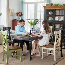 F41053A-1 High quality fancy modern wood cross high back dining room chair