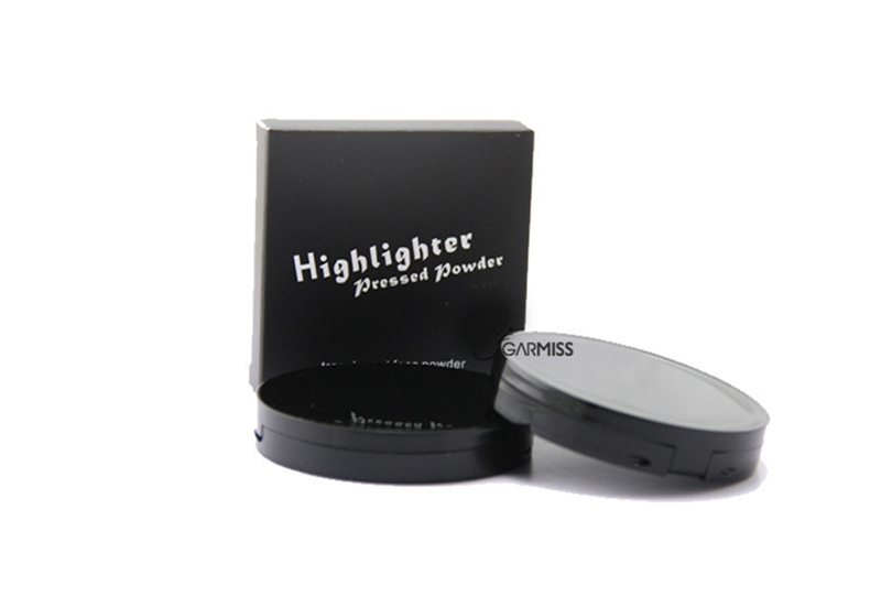 Custom your own logo Highlighters Press Powder Makeup wholesale