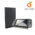 Leader Pu Leather Video Game Player Case For Nintendo Switch