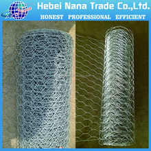 anping hexagonal mesh, galvanized or PVC coated anping Hexagonal Wire Mesh