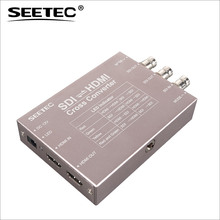 video converter with SDI HDMI input output for broadcasting