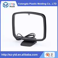 Remote control TV base plastic mould with custom design