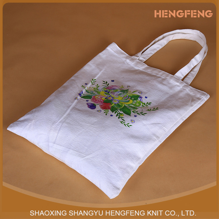 Best Selling Durable Using Blank Canvas Tote Bag