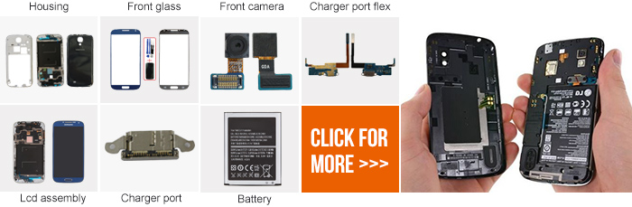 Repair Parts For Blackberry Q10 Rear Camera Module With Flex Cable