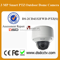Hikvision 3MP DS-2CD4332FWD-PTZ(S) Smart PTZ Outdoor Dome Camera Support 128G on-board storage Best Price