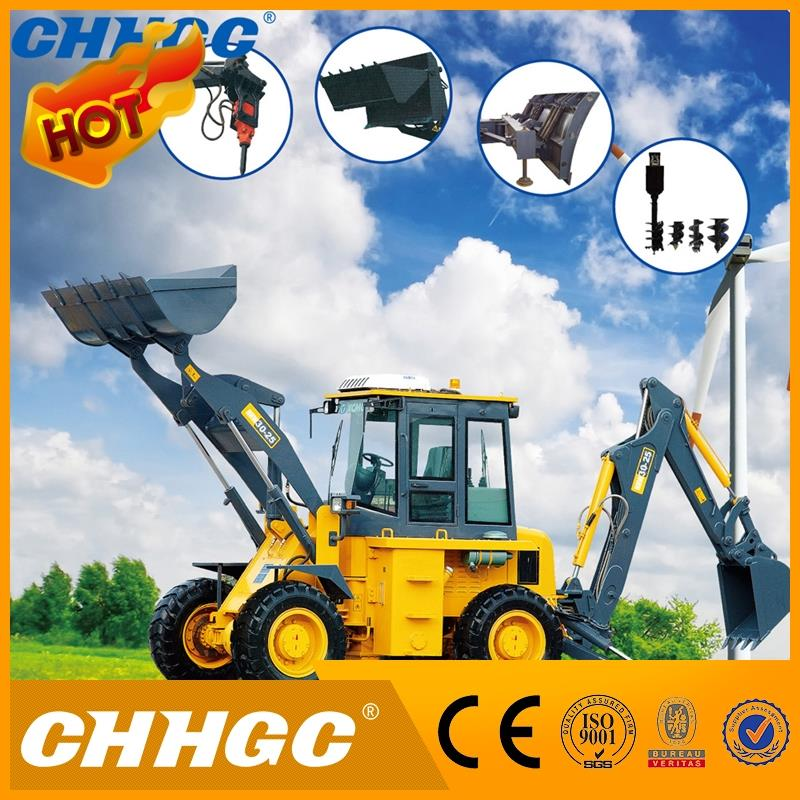 CE 75KW HHW30-25 case backhoe for sale