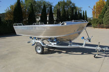 China CE Certificated Small Cheap V Bottom Aluminum Boat