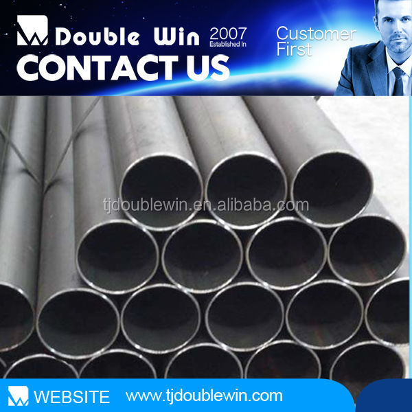 High quality ST35.8 seamless carbon steel pipe for oil and gas transportation