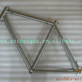 Customized 29er Titanium MTB bike frame super light Ti mountain bicycle frame made Ti bike frame with inner line routing