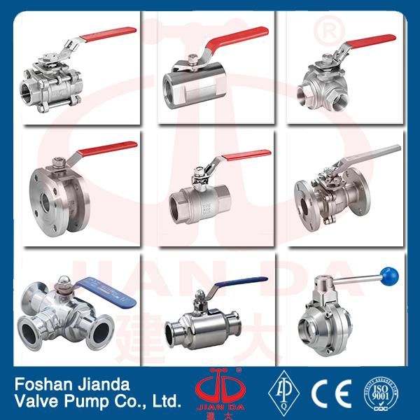 welding metal sealing chemical ball valves