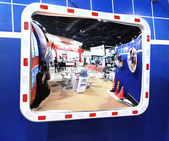 hot selling 40x60cm reflective convex mirror factory