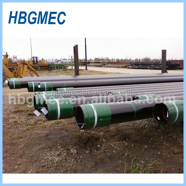 API 5 CT Oil casing / OCTG products / Steel Tube