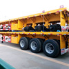 Transportation 20 40ft Container Truck Trailer