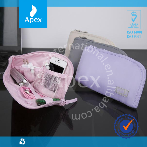 Electronic Products Bag Data Cable Storage Bag Travel Bags for Electronics