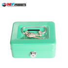 Factory Supply Money Safe Box Lockable Metal Cash Box