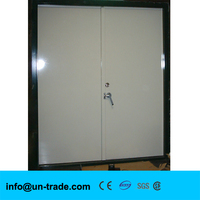 2013 HOT Good Quality Aluminium Swing Door Made In China