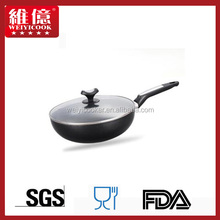 best sale low price aluminum chinese induction wok cooker