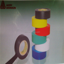 thermal conductive and fluorescent PVC electrical adhesive tape with logo