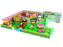 Cheap entertainment playground equipment indoor