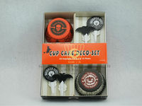 paper baking cup and cupcake kit