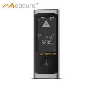 High Precision New Bluetooth Touch Screen Laser Distance Meter Mini LCD Measurer With Factory Price