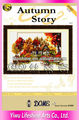 Adia fabric embroidery dmc cross stitch pattern by top brand