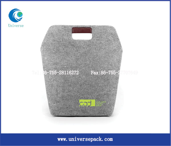 Eco Friendly Tote Custom Felt Bag Export Products Factory Made For Wholesale Goods