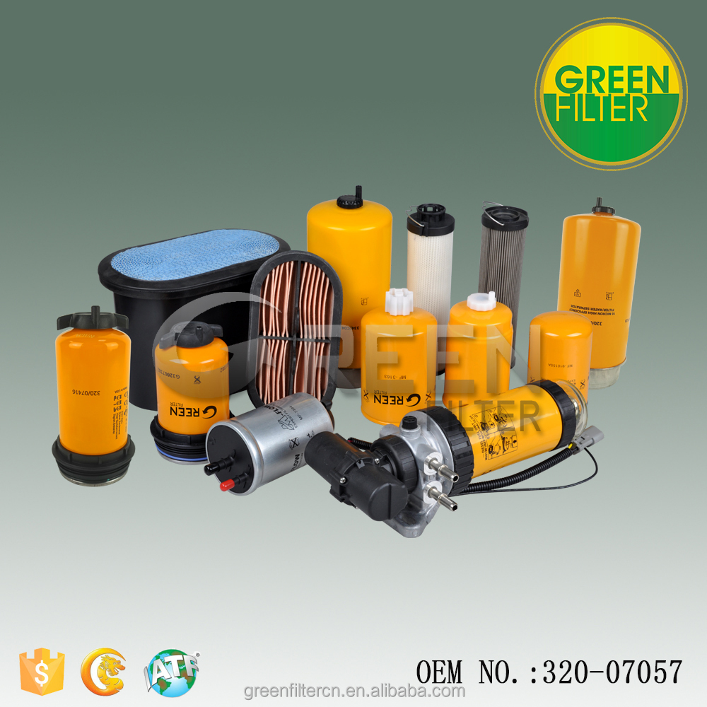 320-07057 Good Quality Fuel Filter For Diesel Engine Parts - Buy Fuel Filter,Diesel  Engine Filter,Excavator Engine Parts Product on Alibaba.com