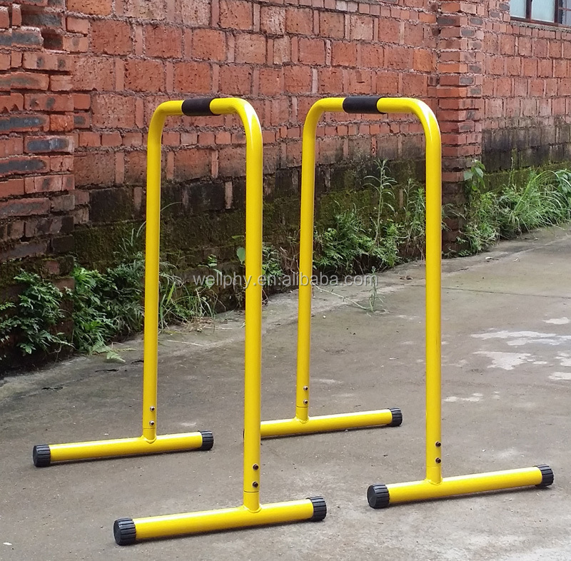 Multi functional Gymnastics bar trainer Lebert Parallettes Equalizer horizontal bar for Full Body Training