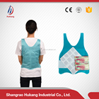 Top factory portable reusable heated pad vest