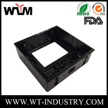 manufacture custom pp abs nylon plastic molding products