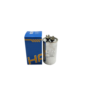 high quality air conditioning ac spare parts motor run capacitor price or super capacitor battery for sale