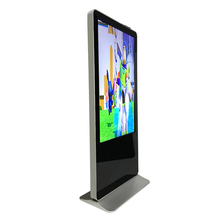 55 inch Free Standing Vertical LCD Advertising Monitor