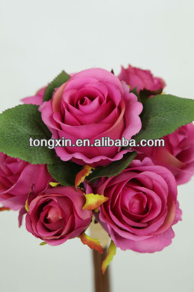 China supplier flower artificial plants and flowers