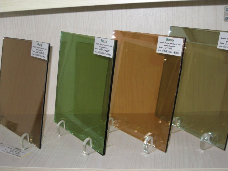Solar Reflective Glass for windows glass