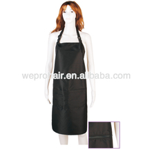 Wholesale customized beauty salon aprons hair dressing baber aprons