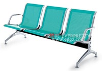 Stainless Steel Bus Station 3 Seater Waiting Chair